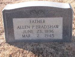 Allen Peter Bradshaw