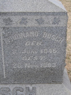 Ferdinand Busch