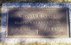Wonda Lee <i>Wilson</i> Honea