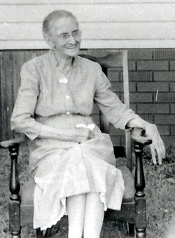 Mary Frances Fannie <i>Fike</i> Booth