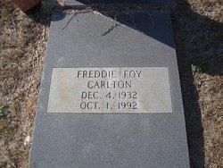 Freddie Foy Carlton