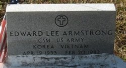 Edward Lee Armstrong