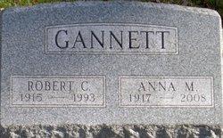 Anna M Gannett