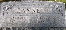 Chauncey W Gannett, II
