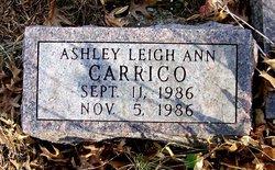 Ashley Leigh Ann Carrico