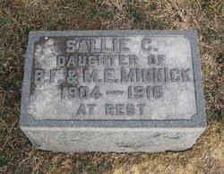 Sallie C Minnick