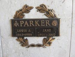 Sarrah Jane <i>Kearby</i> Parker