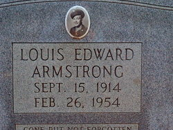 Louis Edward Armstrong