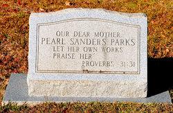 Pearl <i>Sanders</i> Parks