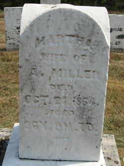 Martha <i>Mullen</i> Miller