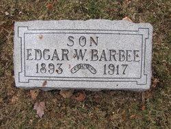 Edgar W. Barbee