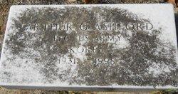 Arthur G Ashford