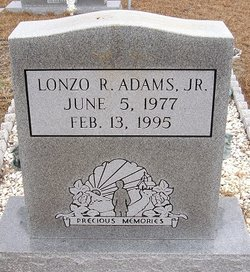 Lonzo Rother Adams, Jr