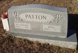 Mary Ellen Rina <i>Varnon</i> Patton