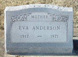 Eva Bell <i>Tucker</i> Anderson