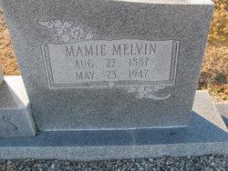 Mamie <i>Melvin</i> Adams
