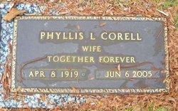 Phyllis Laura <i>Wright</i> Corell