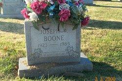 Joseph W Boone