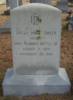 Sally Hall <i>Smith</i> Battle
