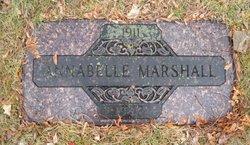 Annabelle Marshall