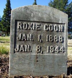 Roxie <i>Sherman</i> Coon