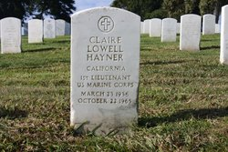 Claire Lowell Hayner
