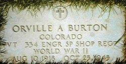 Orville A. Burton