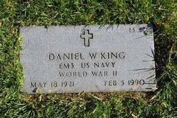 Daniel W King