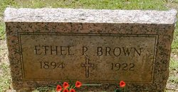 Ethel <i>Pelham</i> Brown