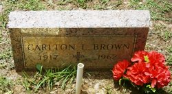 Carlton Lee Brown
