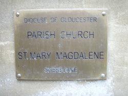 Sherborne Churchyard