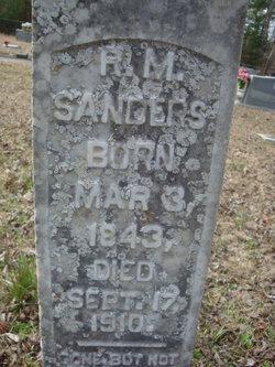 Richard M. Sanders