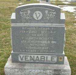 Elizabeth <i>Bennett</i> Venable