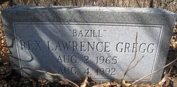 Rex Lawrence Bazill Gregg