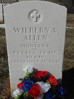Wilbern A Allen