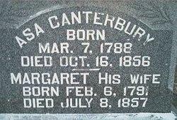 Margaret Peggy <i>Hornback</i> Canterbury
