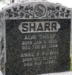 Alva R Sharr