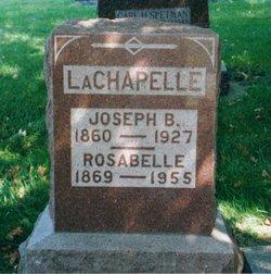 Rosabelle <i>Lyon</i> LaChapelle