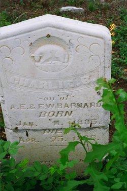 Charlie B Barnard
