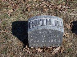 Ruth Anna <i>Hammer</i> Grove