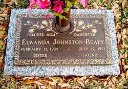 Elwanda <i>Johnston</i> Beaty