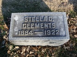 Stella Christine <i>Garey</i> Clements