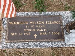 Woodrow Wilson Woody Scearce
