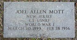 Joel Allen Mott, Sr