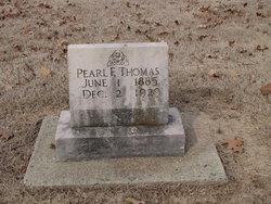 Pearl F. Thomas