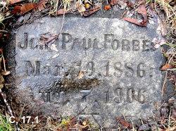 John Paul Forbes