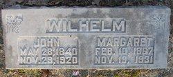 Margaret Marie <i>Brundes</i> Wilhelm