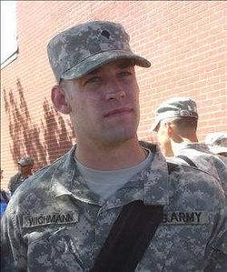 Sgt Grant Arthur Wichmann