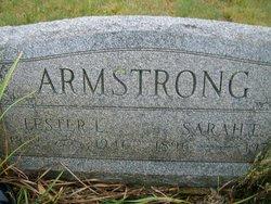 Sarah Elizabeth <i>Kilgore</i> Armstrong