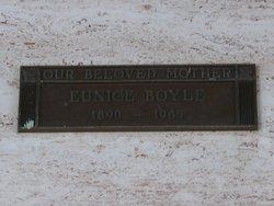 Eunice Jane <i>Dyer</i> Boyle